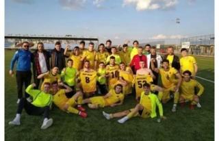 Beykozspor'un U-19 Ekibi Ankara Temsilcisini Ezdi...