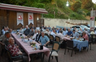 Petrol Ofisi Emeklileri İftar Programında Buluştu