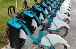 Beykoz'da Bisikletli Ulaşım Dönemi Başladı