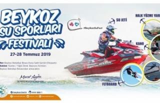 Kanodan Yağlı Direğe Beykoz Su Sporları Festivali...