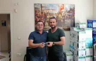 Cemal Sataloğlu'ndan Beykoz Spor'a Destek