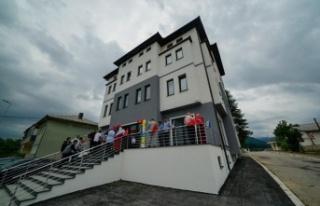 Kardeş Bosna Hersek'te Glamoc Eğitim ve Kültür...