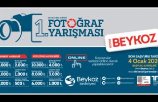 Beykoz Belediyesi Fotoğraf Yarışması'na Başvurular...