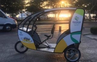 Yalıköy Paşabahçe Arası Ücretsiz Bisiklet Taksi...