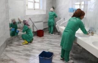 Okul Tuvaletleri Artık Daha Hijyenik