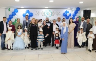Beykoz Belediyesi'nden Şehit Ailelerine Sünnet...