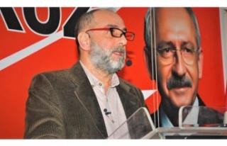 CHP Beykoz'da Uğur Çelebi Adaylığını Açıkladı