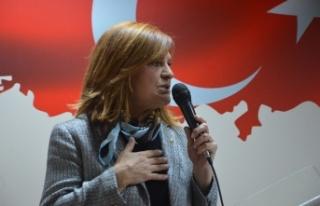 Topuklu Efe CHP Beykoz İlçe Başkanlığı'na...