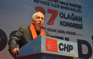 Aydın Düzgün, CHP Beykoz'da Tarih Yazdı