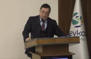 """Cemal Sataloğlu: """"Belediye Çalışanları Tehdit..."""