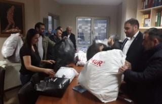 CHP Beykoz'da Deprem Seferberliği
