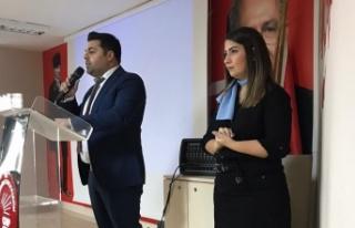 CHP Beykoz Gençlik Kollarının Son Adayı Emre Göç...