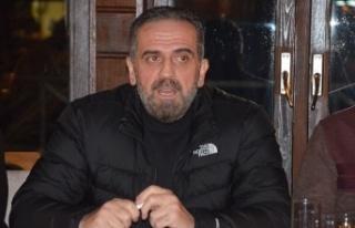 """Hanefi Dilmaç: """"Beykoz'da İnşaat Mafyası..."""