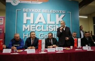 """Murat Aydın: """"Beykoz'un İmar Sorunu Çözülecek"""""""