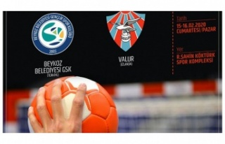 Beykoz Avrupa Kupası'nda Zafer İçin Sahada!..