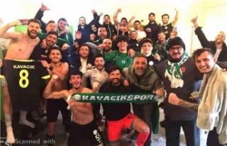 Beykoz'da Kavacık Spor Gerçeği Var