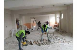 Beykoz'da Eğitim Desteğine Tatil Yok!..