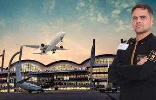Sabiha Gökçen Havalimanı'nın Güvenliği...