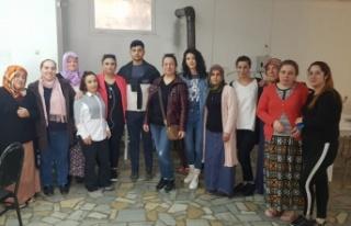 CHP Beykoz Kadın Kolları, Çalışan Kadınları...