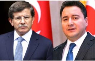 Davutoğlu ilçe başkanı bulamadı, Babacan bulacak...