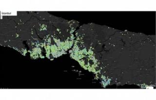 Beykoz'un koronavirüs haritası Beykozluları...