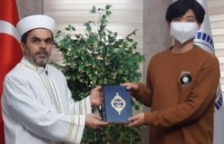 Güney Koreli Genç İslamı Seçti 'Ertuğrul'...