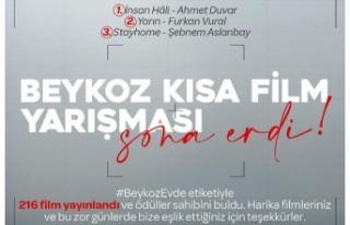 Evde Korona Günlerinin Filmini Yaptılar Ödülleri...