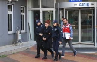 Fetö'nün yeğeni Zeynep Gülen Beykoz'da...