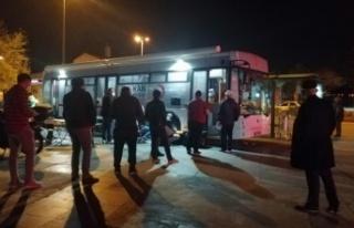 MHP Beykoz'dan kan bağışı