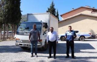 Beykoz Belediyesi'nden Akseki Belediyesi'ne...