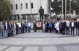 """CHP Beykoz, """"CHP'nin 97'nci yılını..."""