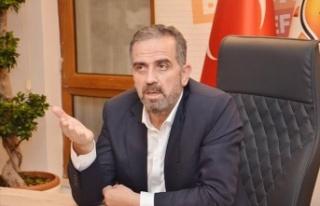 """Hanefi Dilmaç: """"Beykoz halkı CHP tarafından..."""