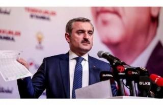 İstanbul AK Parti'de değişime uğrayacak ilçeler!