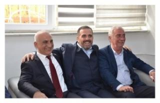 Cumhur İttifakı'nın 3. Ortağı Aydın Düzgün...