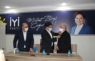 Adnan Güner, İYİ Parti'ye geçti