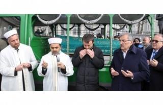 Başkan Murat Aydın'ın annesi vefat etti