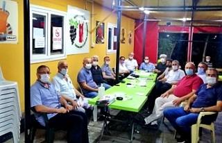 Beykoz Dernekler Birliği'nden Beykoz ormanları...