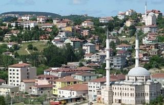 İstanbul'da Beykoz Çavuşbaşı bölgesi ile...