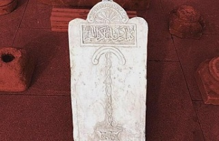 15 yıldır kayıp olan 'kıble taşı' Beykoz'daki...