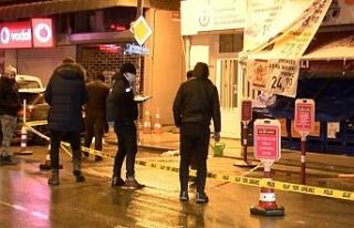 Beykoz'da ofisten çıkan 2 kişiye silahlı saldırı:...