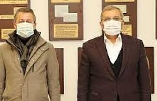 Bolu primine Murat Aydın desteği