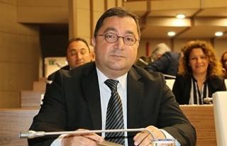 Cemal Sataloğlu, Belediye meclisinde soru önergesi...