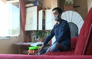 Beykoz'da bir hastanede yaptırdığı iğne hayatını...