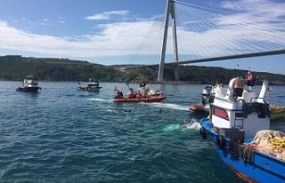 Beykoz Poyrazköy'de gemi faciası! Ölü ve yaralılar...
