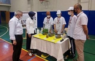 Beykoz'un en özel öğrencileri icatlarını sergiledi
