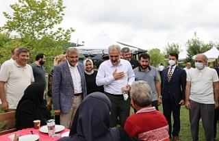 AK Parti İstanbul İl Başkanı Osman Nuri Kabaktepe'den...
