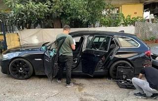 Beykoz'da hırsızlık şoku