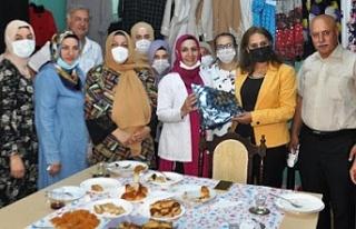 Beykoz İlçe Milli Eğitim Müdürü Sevcenur Özcan,...