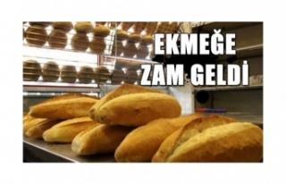 Beykoz'da Ekmeğe Zam!