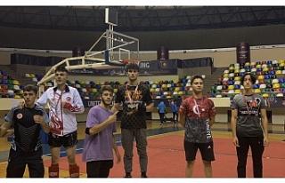 Beykozlu sporcu İstanbul şampiyonu oldu
